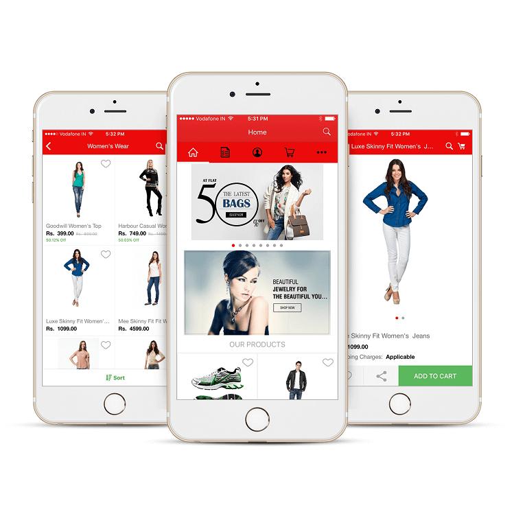 Plobal Apps Shopify Mobile App Shopify Plus Mobile App