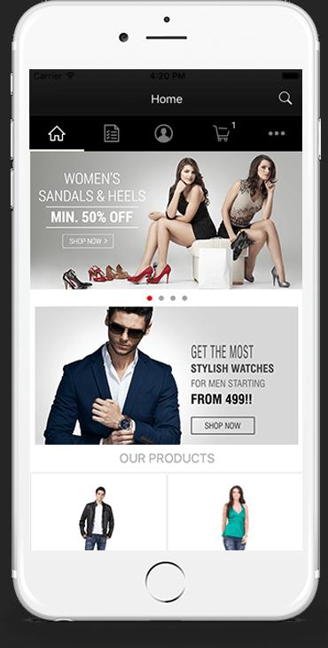 Build an Mobile App