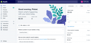 How to sell on facebook with shopify